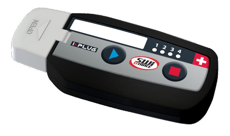 Temperaturlogger USB laddningsbar med intern givare iPLUG PDF