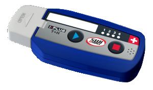 Temperatur- & luftfuktighetslogger USB laddningsbar I-PLUG TH R