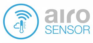 Trådlös temperaturlogger - Airosensor T