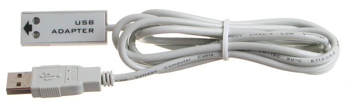 USB-kabel till Comet dataloggrar