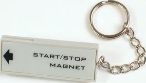Start/stopp-magnet till Comet dataloggrar
