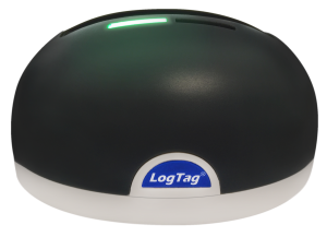 USB-vagga för LogTag dataloggrar med kontaktstift