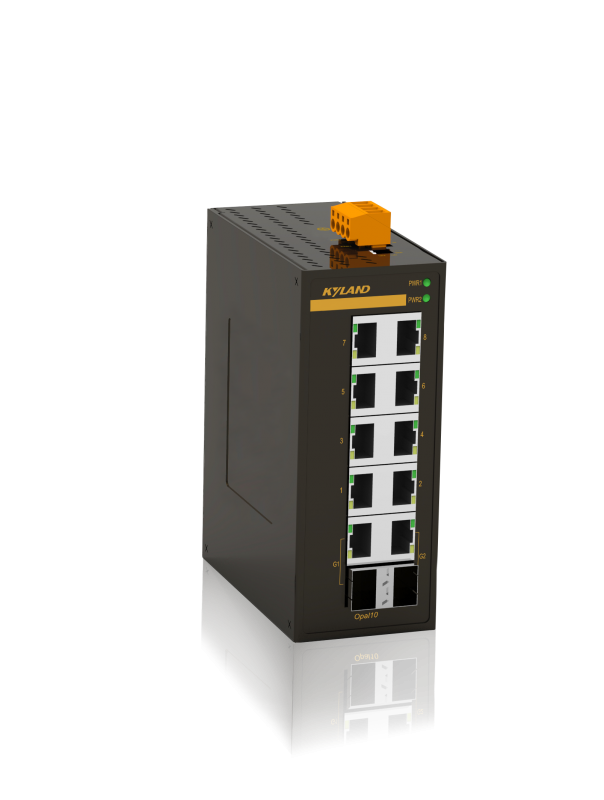 Opal 10 industriell switch