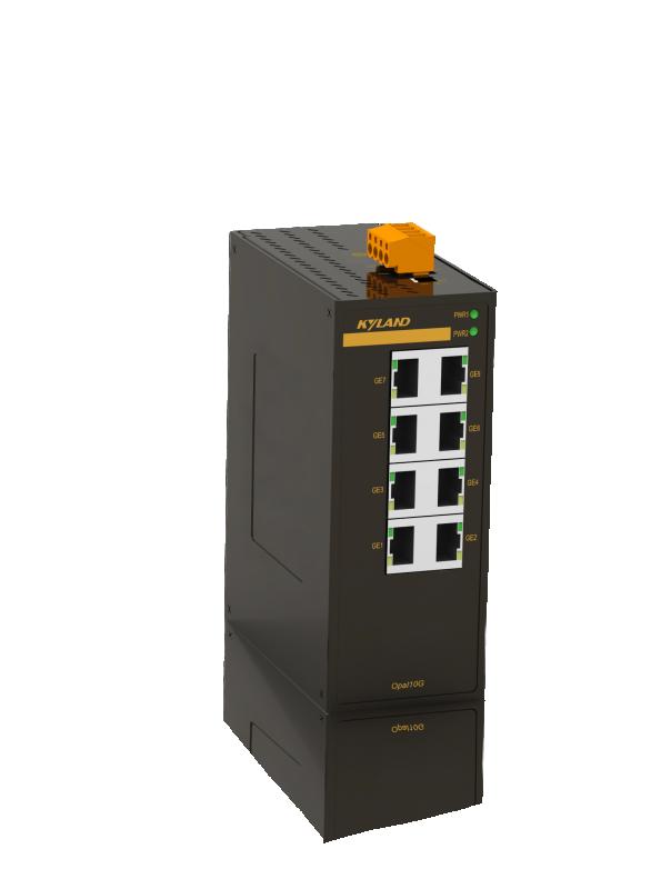 Opal 10G industriell switch