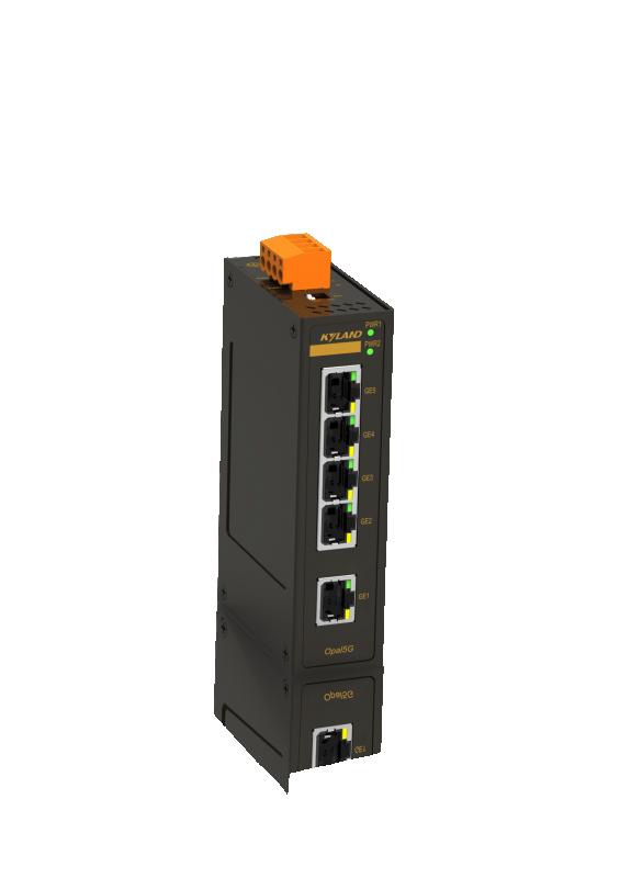Opal 5GS industriell switch PoE