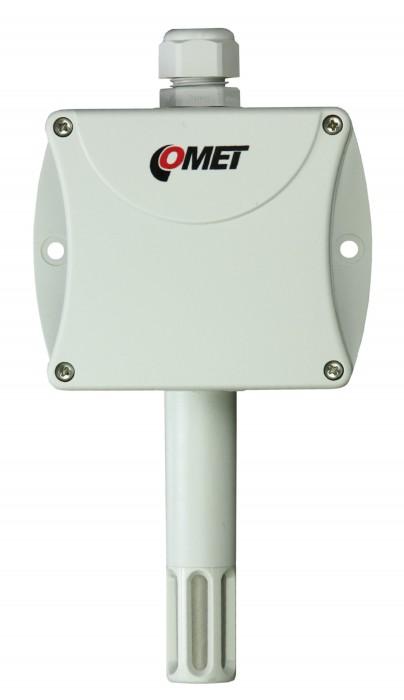 Temperatur- och luftfuktighetstransmitter 4-20 mA - Ekonomi