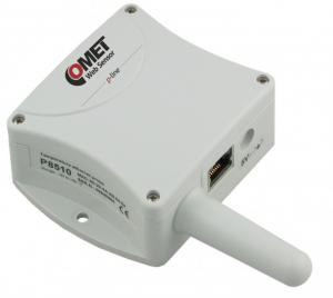 Termometer med Ethernet interface - Websensor