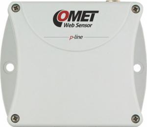 Termometer eller hygrometer för extern givare med Ethernet interface - Websensor