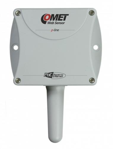 Termometer med Ethernet interface PoE - Websensor