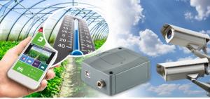 3G-larm med mobilapp & IP-larmsändare SIA