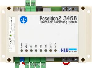 Fjärrstyrning & övervakning industri Poseidon2 3468