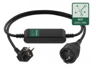 Smart skarvsladd med Wifi & strömmätning