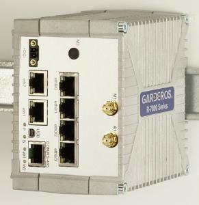Mobilrouter serie R7800 från Garderos
