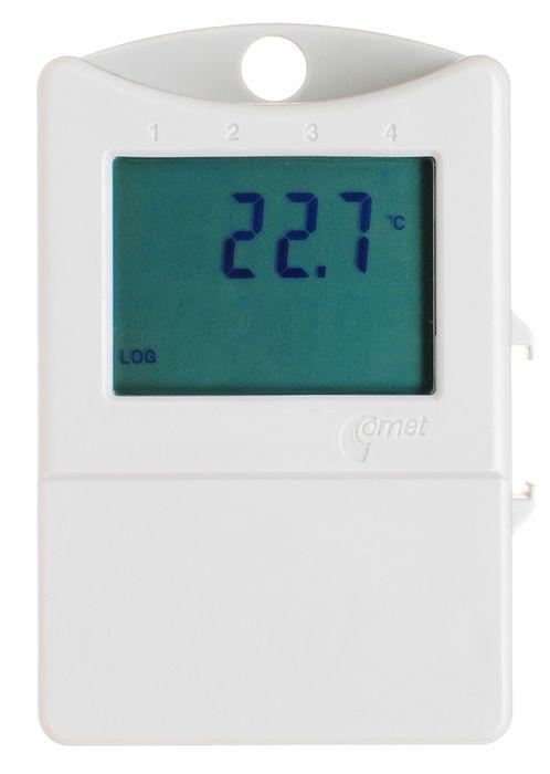 Temperaturlogger med display - Economy