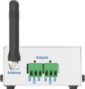 IoT-enhet med två digitala ut SD-2xOut för Sensdesk