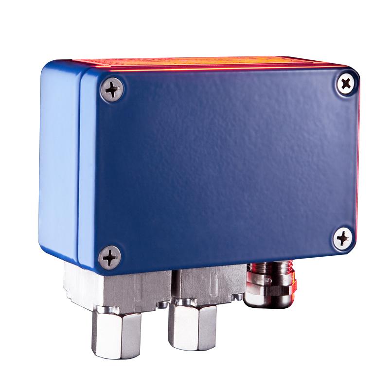 Differenstryckstransmitter SHD Cressto