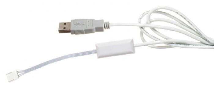 USB-kabel för konfigurering av Comet-transmittrar & regulatorer