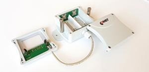 Batterihållare för matning av Comet IoT-enheter för SIGFOX