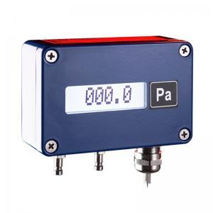 Differenstryckstransmitter med display SVD Cressto