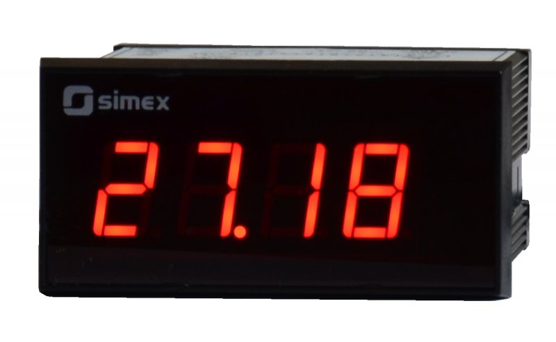 Display med analog in SWE-73-A
