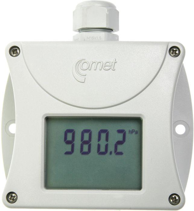 Barometertryckstransmitter 0-10V