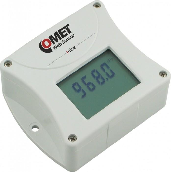 Barometer med Ethernet - Websensor