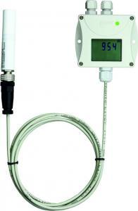 CO2-transmitter 4-20 mA med extern givare