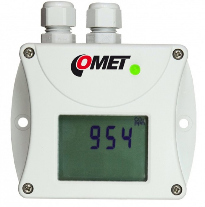 CO2-transmitter RS232