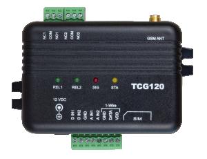 GSM-styrning för styrning & övervakning via mobilnätet