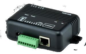 Nätverksstyrning/Ethernet controller för styrning och övervakning TCW122B-CM