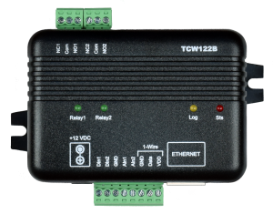 IP Watchdog med styrning & övervakning via nätet