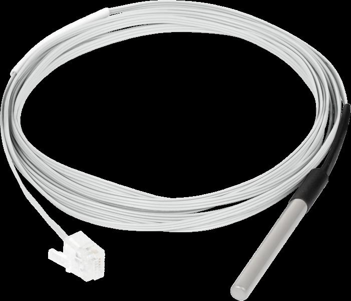 Temperaturgivare 1-wire m flatkabel HW group