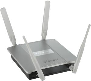 D-Link DAP-2690 Trådlös N300 Dual-Band PoE Accesspunkt