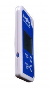Temperaturlogger med display -30..+60°C, utbytbart batteri
