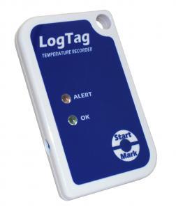 Temperaturlogger med LED indikering -40..+85°C