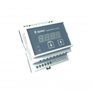Temperaturbrytare med 2 reläutgångar 24VDC