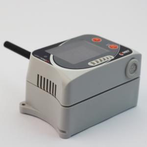 GSM-logger för temperatur-, luftfuktighet-, barometertryck- & CO2 för IoT