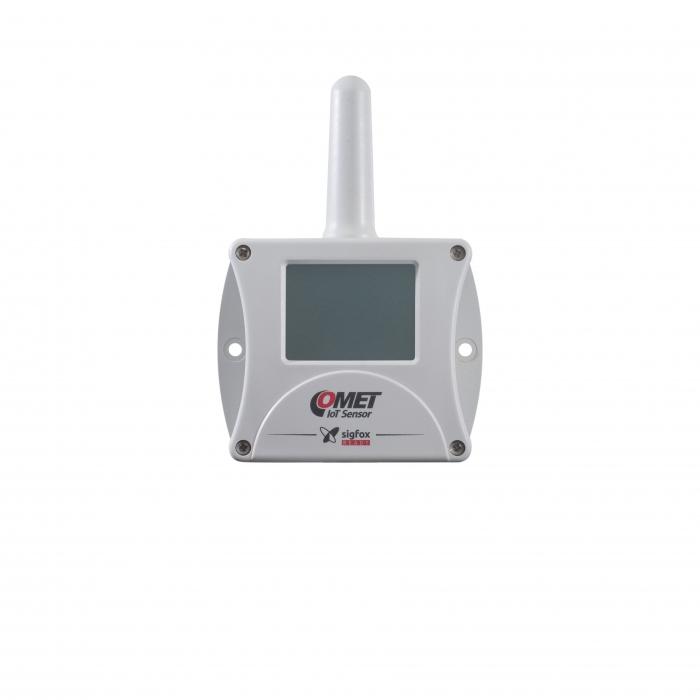 Trådlös IoT-termometer för Sigfox