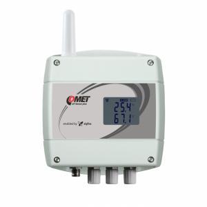 Trådlös IoT-termometer för 4 externa givare m. ELKA