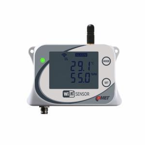 WiFi-sensor för temperatur & luftfuktighet för extern givare
