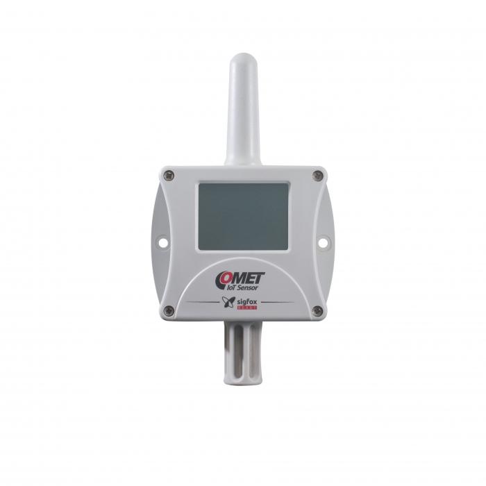 Trådlös IoT-termometer & hygrometer för Sigfox