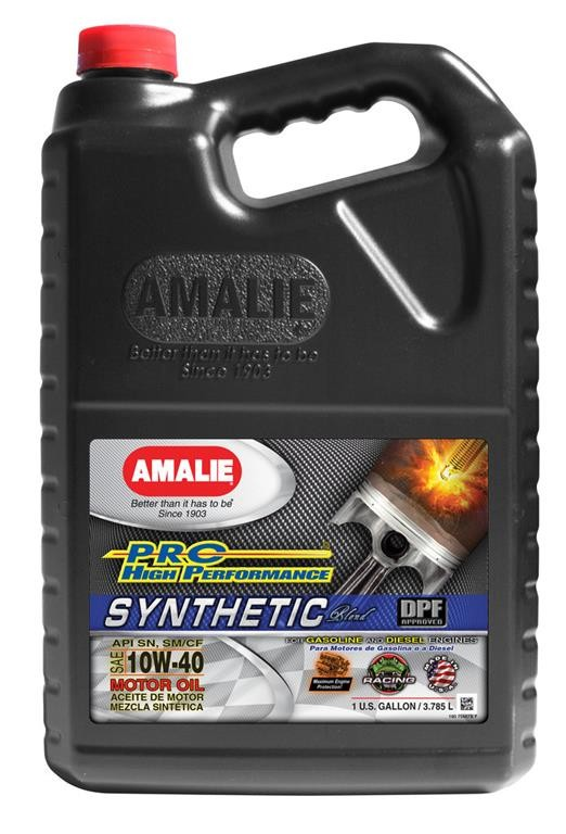 AMALIE - PRO High Perf. Synthetic Blend 10W-40