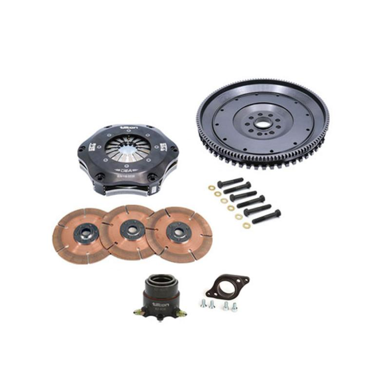 Porsche 993/996/997 Clutch-Flywheel Assemblies