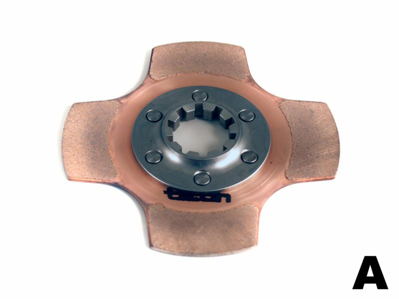 10x29 mm Clutch Disc 1-Plate