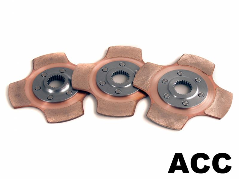 "23x1""x30° 3-Plate Clutch Disc Pack"