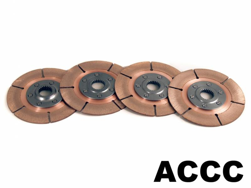 Clutch Disc Pack (4-Plate) - 10 x 1 1/8""