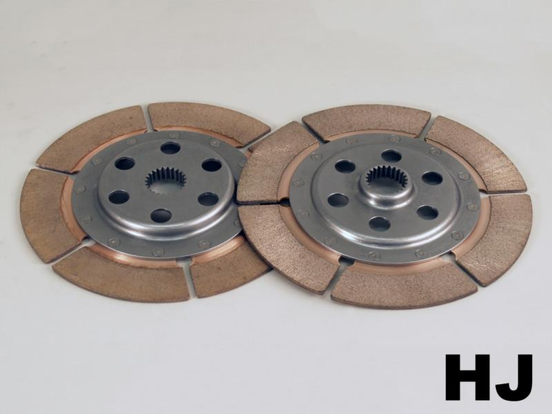 "23x1""x30°2-Plate Clutch Disc Pack"