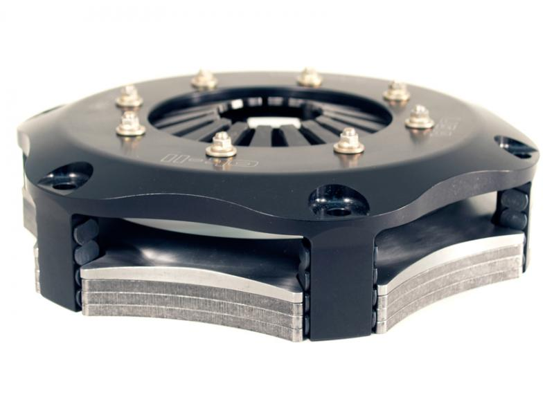 "Metallic Clutch OT-II HD (7.25"" - 185 mm)"