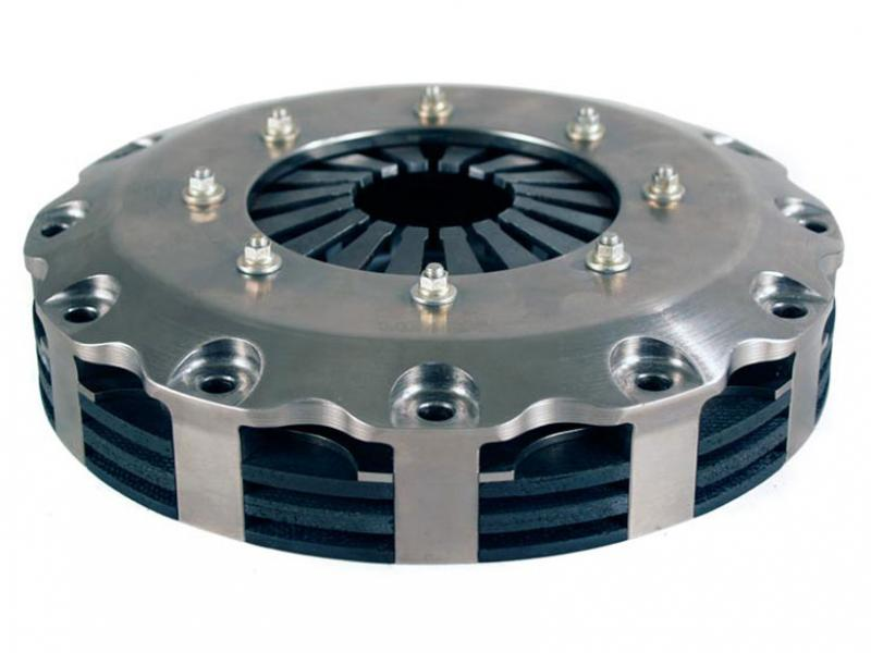 "Carbon Clutch OT-II (7.25"" - 185 mm)"