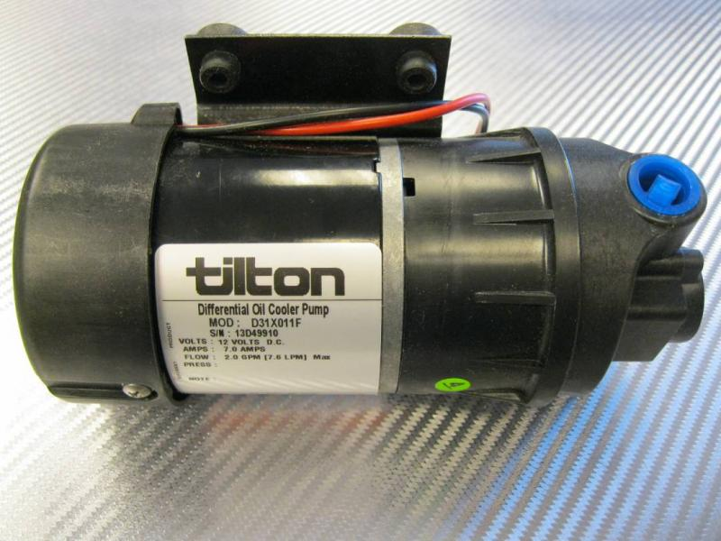 Cooler pump, Viton